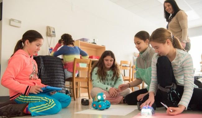 Maker (STEAM) Studios - Wilmington Montessori School